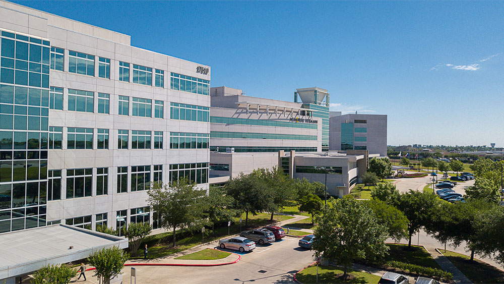 Memorial Hermann Sugarland Hospital Building