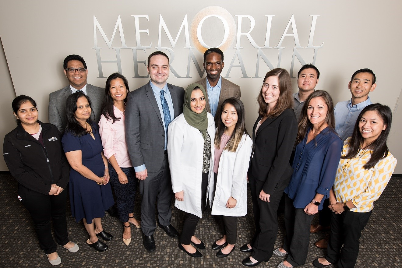 Memorial City Pharmacy Residency