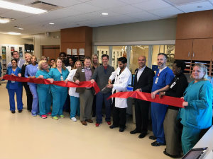 Memorial Hermann Katy ribbon cutting