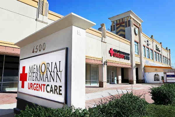 Memorial Hermann Urgent Care Washington Avenue