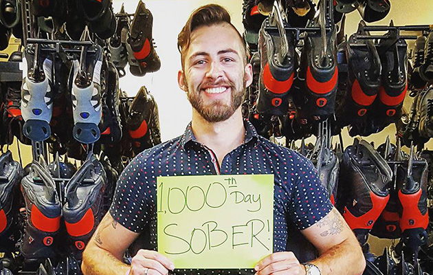 Joshua 1000th Day Sober