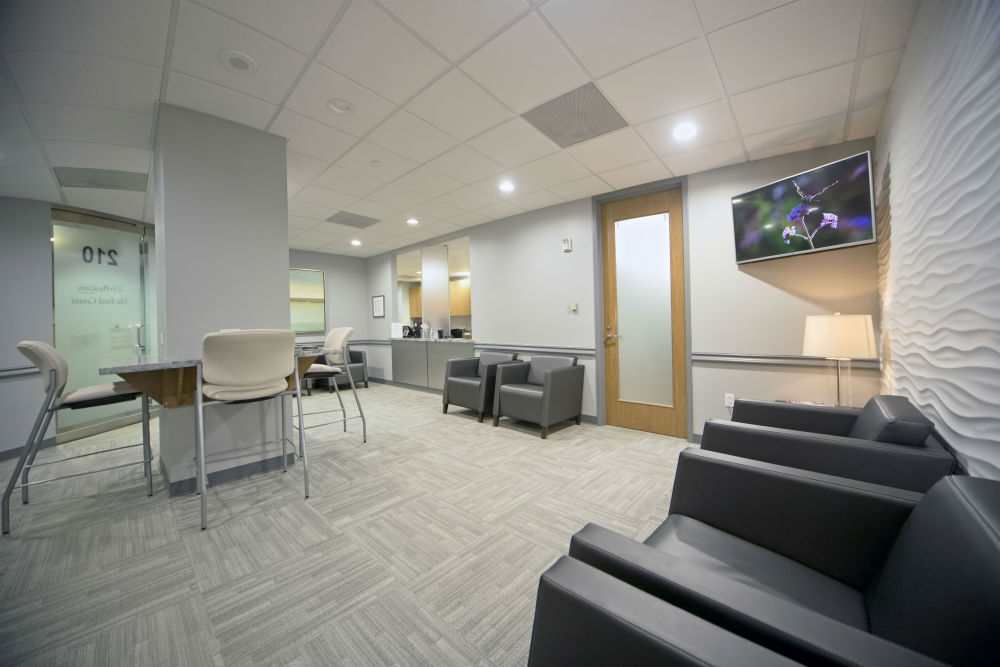 Fetal Center Waiting Area