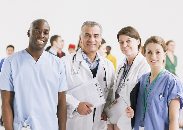 Types of primary care physicians