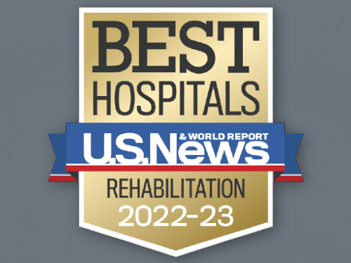 US News and World Report Best Hospitals Badge