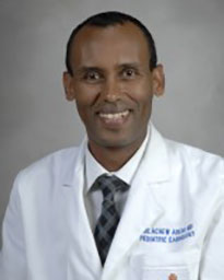 Dr. Dilachew A. Adebo, MD thumb
