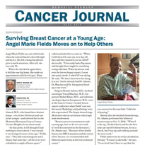 Memorial Hermann Cancer Journal Fall 2017