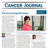 Memorial Hermann Cancer Journal Summer 2019