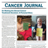 Memorial Hermann Cancer Journal Winter 2017