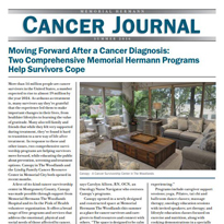 Memorial Hermann Cancer Journal Summer 2016