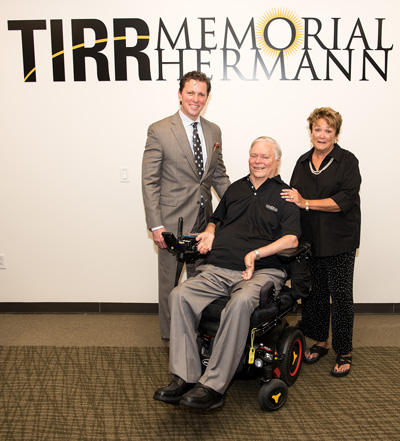 Celebrating the 60th Anniversary of TIRR Memorial Hermann
